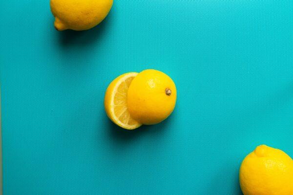 おいしいレモンの搾り方