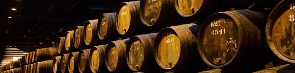 ウイスキーの熟成樽の甘み