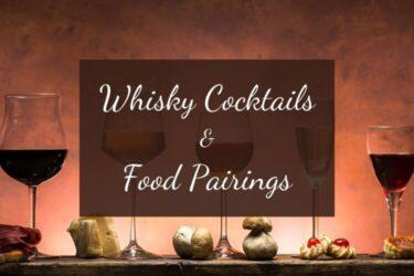 【家飲みフードペアリング】ウイスキーカクテルと合う食材・レシピ例【yaffeeさんコラボ】